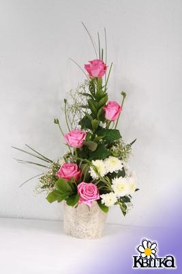 Обзор сервисов по заказу цветов