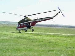 Одновинтовая аэродинамическая схема вертолета
