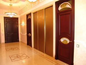 межкомнтаные двери
