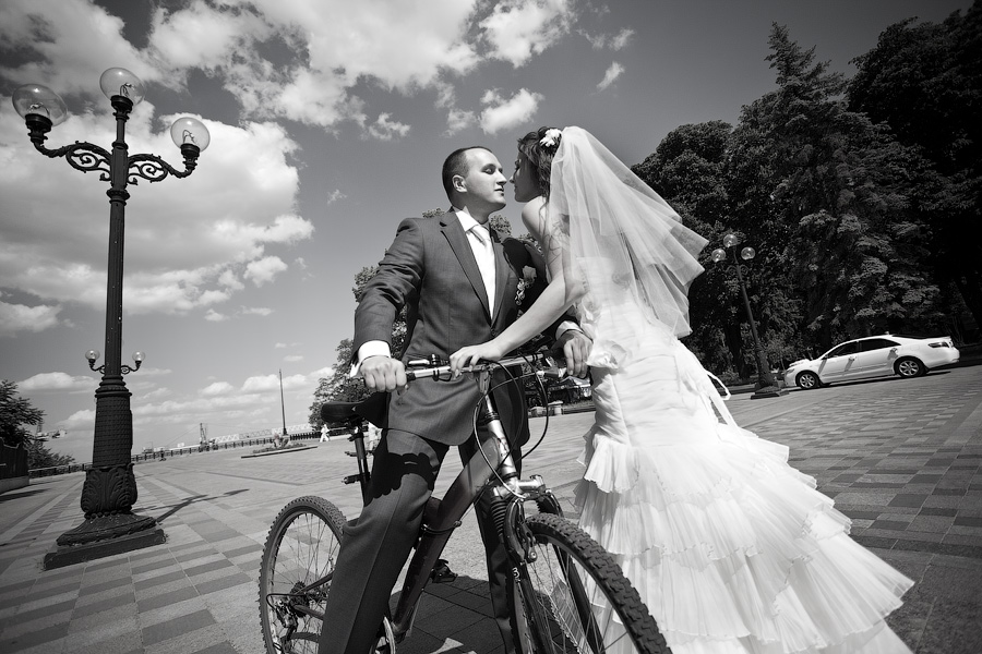 видеосъемка стильных свадеб